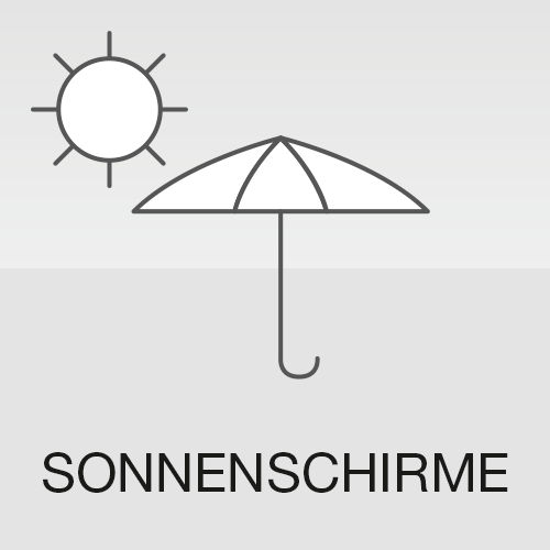 Sonnenschirme