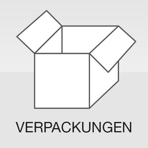 Verpackungen bedrucktes Klebeband