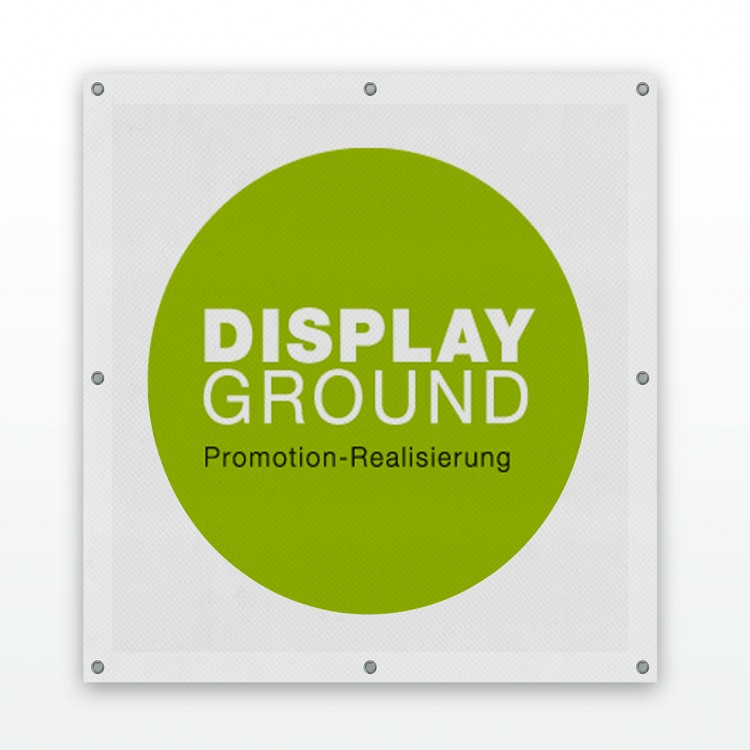 Banner 100x100cm
