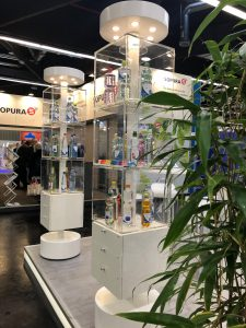 Messestand BrauBeviale 2019
